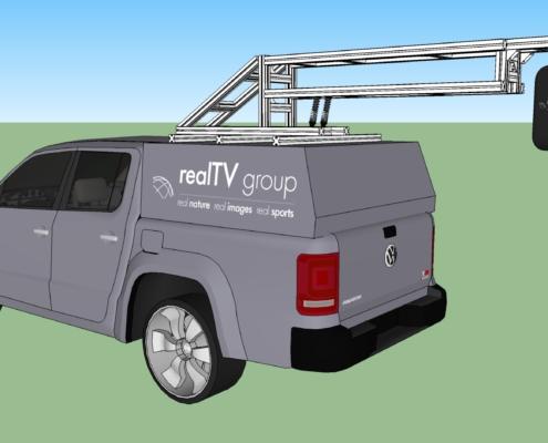 Das neue realTV Kamera-Fahrzeug ist in Planung...