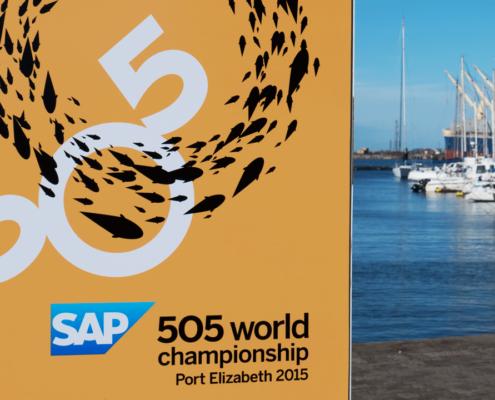 SAP 505 World Championship 2015