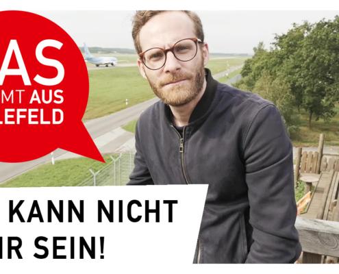 Das kommt aus Bielefeld – Bewegtbild-Kampagne für die WEGE