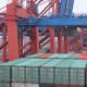 realTV auf dem größten Containerschiff der Welt