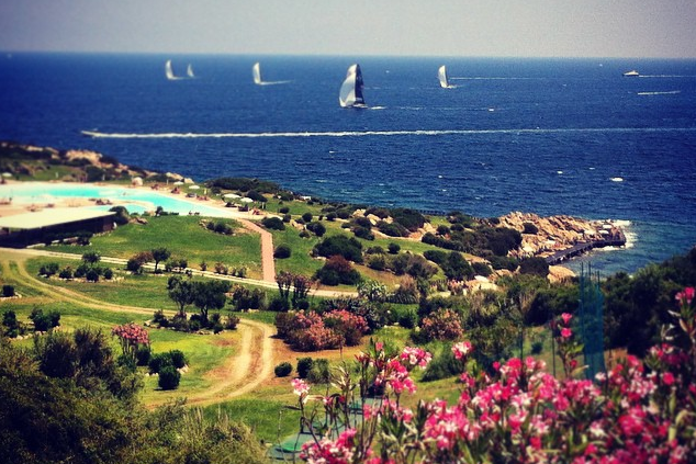 52 Super Series on the Costa Smeralda (Sardinia)