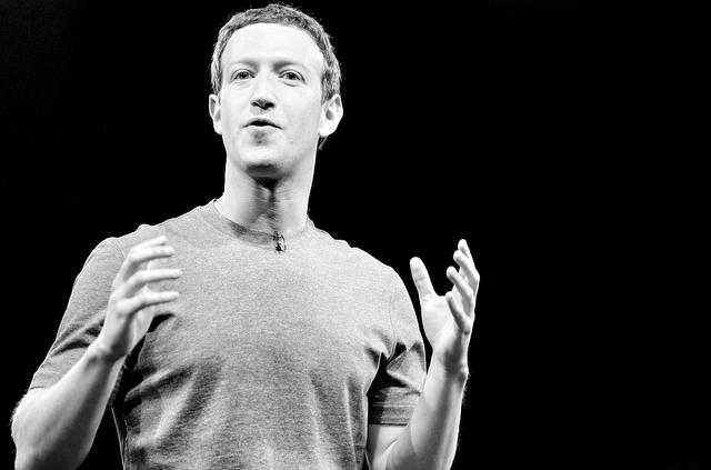 Mark Zuckerberg - Barcelona