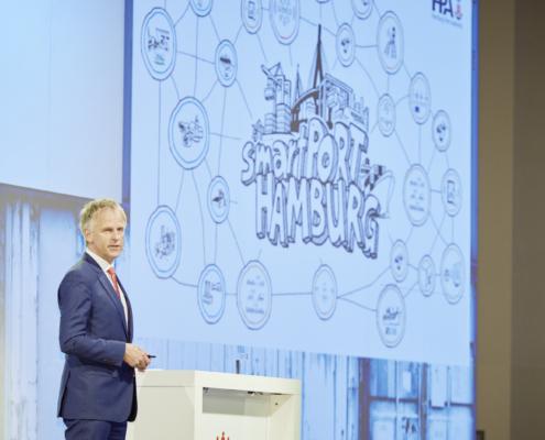 Welthafenkonferenz in Hamburg