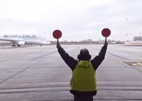 360°-Video aus dem Airbuswerk in Hamburg