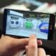 realTV Logo zu sehen in der App von Hashplay VR