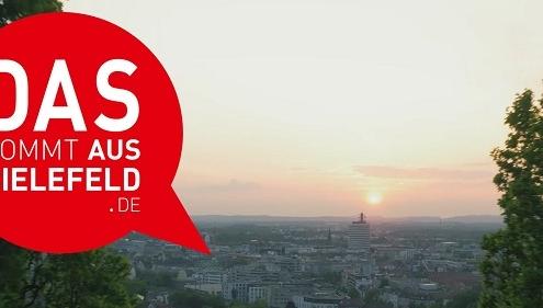 unser virales Bielefeld Video