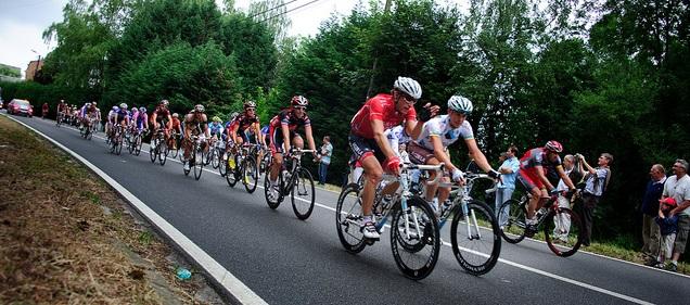 Videoproduktion Tour de France