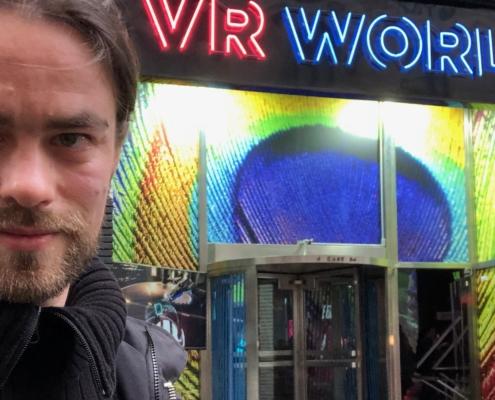 Virtual-Reality-Recherchereise durch die USA