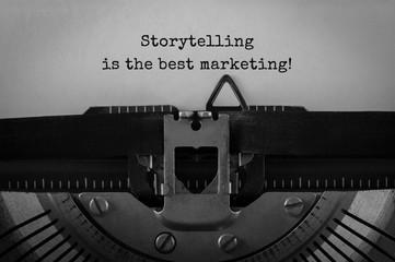 Storytelling in der Videoproduktio