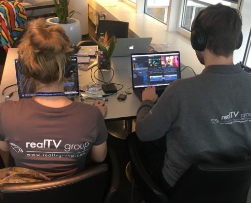 realTV ist auf Rekordkurs, 2019 wurden schon Ende Oktober über 1000 Videos produziert.