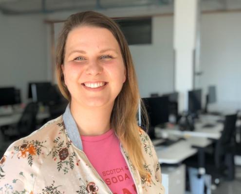Linda Proch, Redaktion und Produktion bei realTV