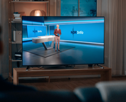 realTV-Produktion für den NDR. Ein Imagefilm für den Norddeutschen Rundfunk, der die norddeutsche Identität ohne Klischees zeigt und den Zusammenhalt der Norddeutschen - auch in der Corona-Zeit. Und der NDR gehört immer dazu.